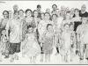 Family Reunion Pencil Sketch by Mike Kitchens Timeless Family Art 2014