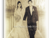 Wedding Walk Pencil Drawing by Mike Kitchens Timeless Family Art 2016