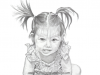 barefoot-girl-with-ponytails-pencil-drawing-charlotte-olivia-mike-kitchens-2012
