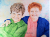 mother-grandmother-in-sweaters-colored-pencil-drawing-mushrush-mike-kitchens-08-82013