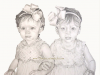 twin-girl-pencil-portrait-meyers-mike-kitchens-2013