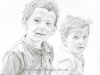 two-brothers-portrait-pencil-drawing-hardon-mike-kitchens-2012