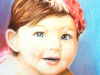 young-girl-with-feather-cap-pastel-charlotte-olivia-mike-kitchens-2012