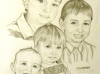 boys-portrait-at-four-ages-pencil-drawing-mike-kitchens-2011