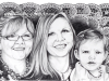 four-generations-of-women-pencil-drawing-portrait-mike-kitchens-2011