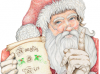 santa-naughty-nice-colored-pencil-drawing-mike-kitchens-2011