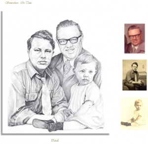 Somewhere in Time Portraits - Timeless Family Art