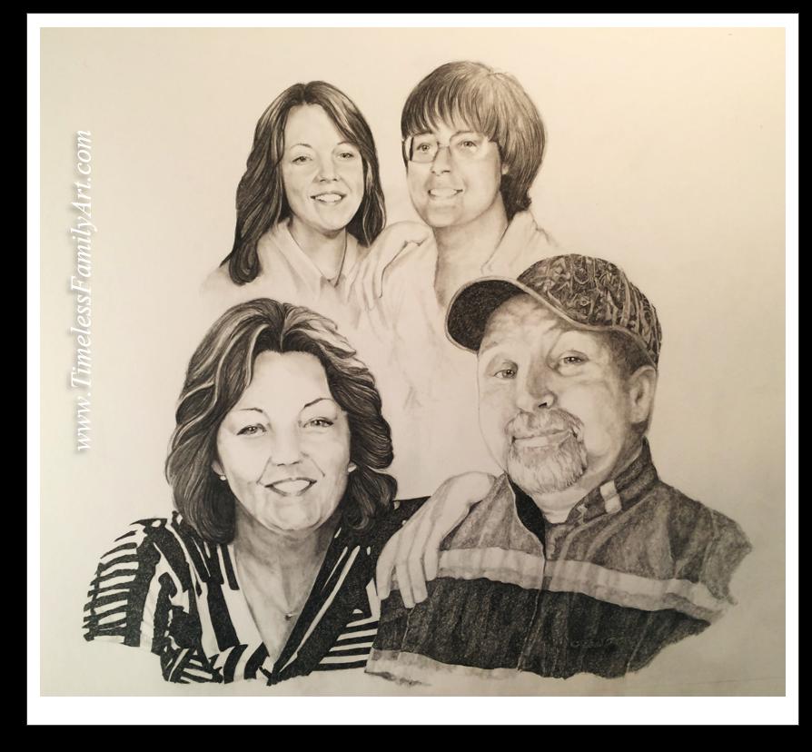 John Varner Pencil Portrait Mike Kitchens 09272015