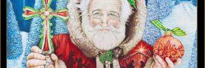 Santa Clause & Christmas Artwork Dallas, TX